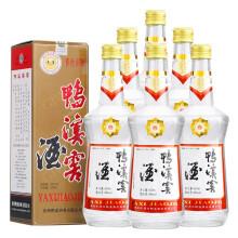 鸭溪窖酒  白酒 浓香型 复古 纯粮食酒 54度 500ML*6 整箱装 359元