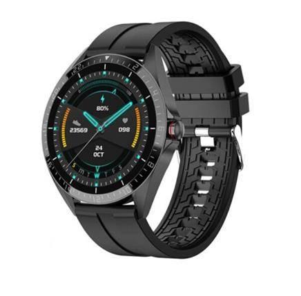 KUMI智能手表监测手环黑表盘黑表带 189元(需用券)