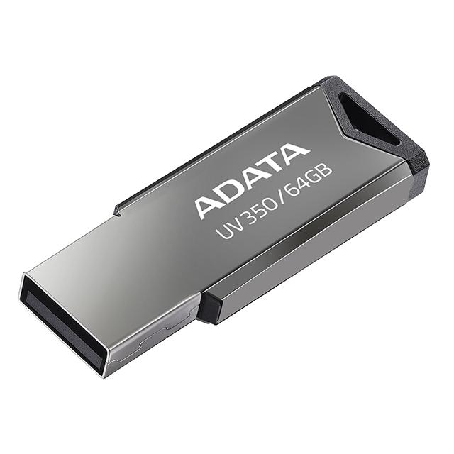 ADATA 威刚 UV350 USB3.0 金属U盘 32GB 27.9元包邮