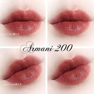 Giorgio Armani 阿玛尼红管唇釉200 售价¥156.37