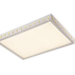 Pak 三雄极光 LED吸顶灯 方形 128W 578元包邮(满减)