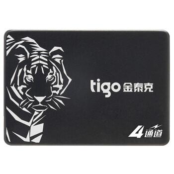 tigo 金泰克 S300 SSD固态硬盘 120GB 91元(需用券,晒单返10元E卡)