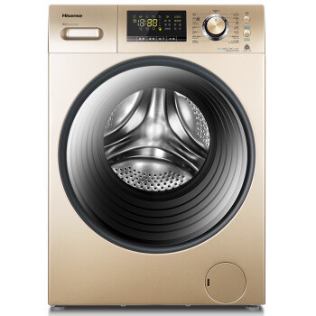 Hisense 海信 XQG100-UH1205FG 10公斤 变频 洗烘一体机 2519.3元包邮(需用券)