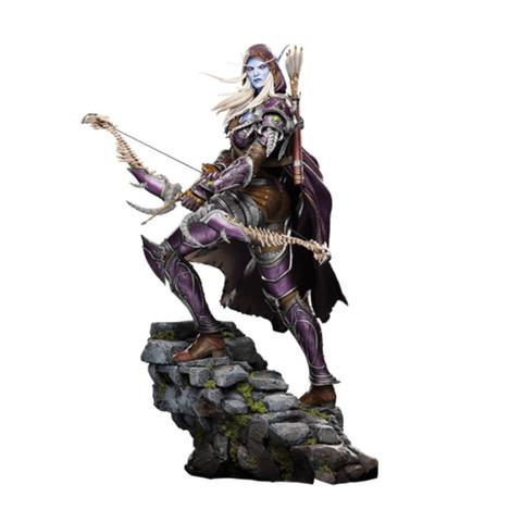 双11预售: BLIZZARD 暴雪 魔兽世界 希尔瓦娜斯·风行者 雕像 3229元包邮(需定金,1日付尾款)