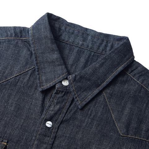 VANCL 凡客诚品 1093685 男士纯棉牛仔外套 低至159.2元/件