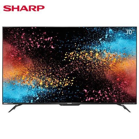 SHARP 夏普 4T-C70ALMA 电视机 4999元包邮(需用券)
