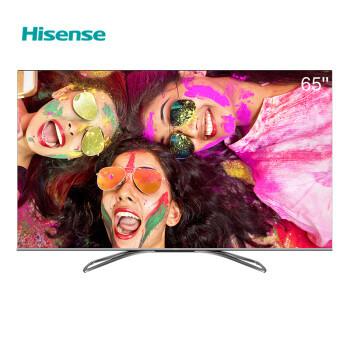 双11预售: Hisense 海信 U7系列 HZ65U7E 65英寸 4K 液晶电视 6629元包邮(预付50元、1日付尾款)
