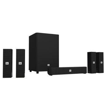 双11预售: JBL CINEMA325 音箱 5.1声道 家庭影院套装 1999元包邮(需20元定金,1日付尾款)
