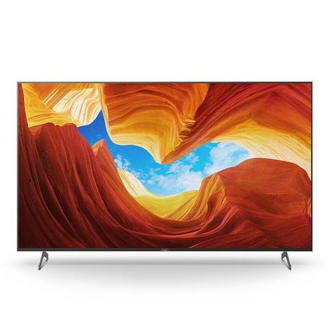 双11预售: SONY 索尼 KD-85X9000H 85英寸 4K 液晶电视 17399元包邮(需100元定金,1日付尾款)