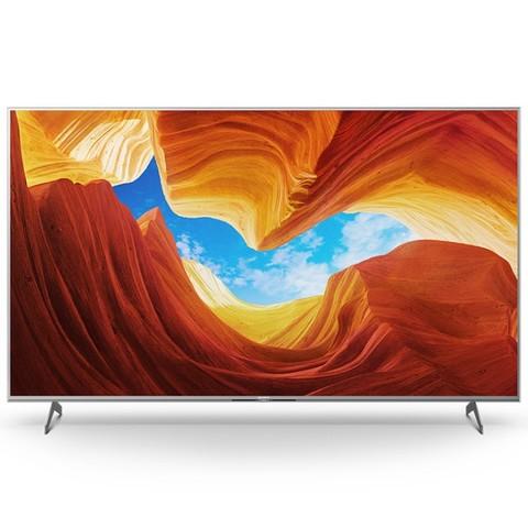 26日0点: SONY 索尼 KD-65X9088H 65英寸 4K 液晶电视 6499元包邮(需定金)