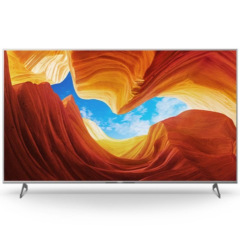 26日0点: SONY 索尼 X9088H系列 KD-55X9088H 55英寸 4K 液晶电视 4599元包邮(需定金)