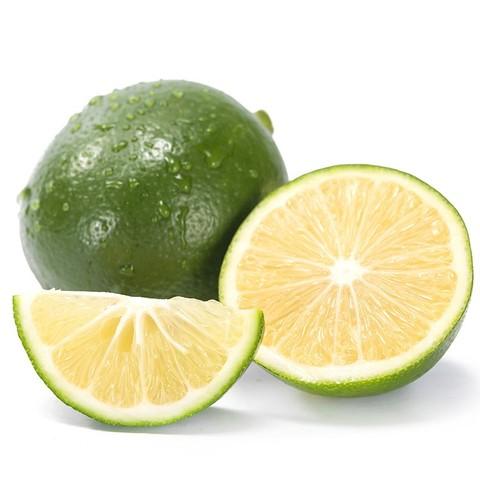 芬果时光 新鲜海南青柠檬 单果约60-130g 1斤 *5件 14元包邮(需用券)