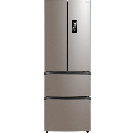 聚划算百亿补贴: Midea 美的 BCD-319WTPZM(E) 319L 多门冰箱 2184元包邮