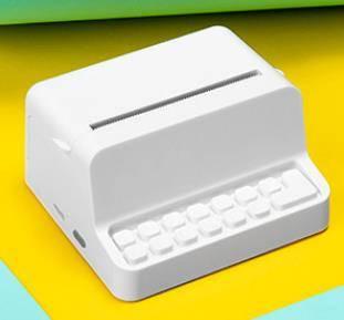 帮帮机  错题打印机 家用迷你 白 159元