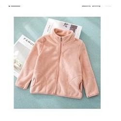 Bejirog 北极绒 儿童双面珊瑚绒外套 19.9元包邮(需用券)