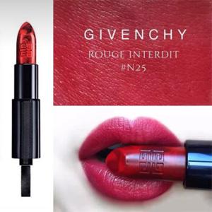 降价!Givenchy纪梵希限量大理石水墨口红 N25 3折$10.2