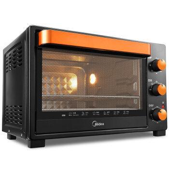 Midea 美的 T3-L326B 电烤箱 32升 197元包邮(需用券)