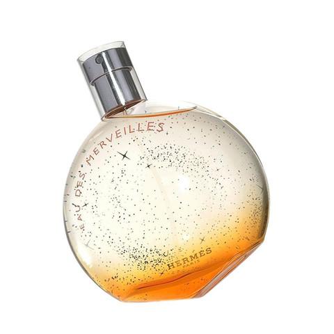 HERMÈS 爱马仕 Eau des Merveilles 橘彩星光 女士淡香水 50ml 418元包邮