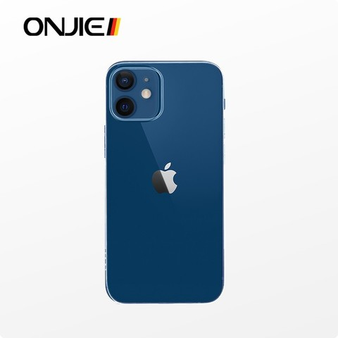 ONJIE 昂捷 苹果12系列 透明手机壳 9.9元包邮(需用券)