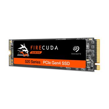 SEAGATE 希捷 FireCuda 酷玩520 PCIe Gen4 M.2 SSD固态硬盘 1TB 1789元包邮(需用券)