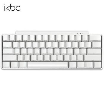 ikbc Poker Pro 61键 2.4G无线 樱桃轴体 机械键盘 259元包邮(需用券)