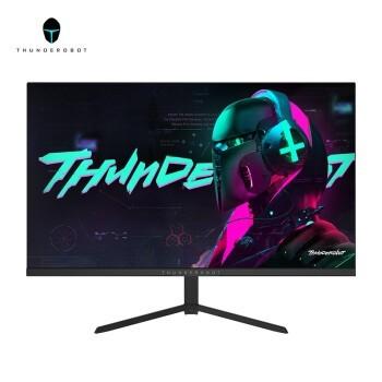 25日0点、新品发售: ThundeRobot 雷神 F23HF 23.8英寸IPS显示器(1080P、99%sRGB、165Hz) 949元包邮(需定金50元,2日0点付尾款)