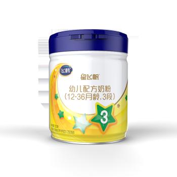 27日0点: FIRMUS 飞鹤 星飞帆 幼儿配方奶粉 3段 700克*6罐 1497元包邮(需用券,合249.5元/罐)