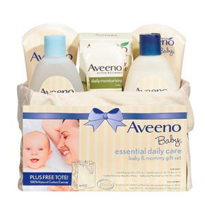 满减再来!Aveeno艾维诺 婴儿护肤礼品套装 凑单到手价¥190.65