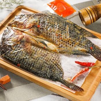 翔泰 泰式烤鱼 580g(整条) *6件 89.4元(双重优惠)