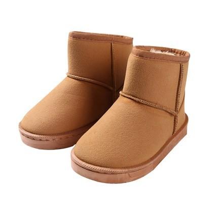 jugo 儿童短筒加绒雪地靴 24.9元包邮(需用券)