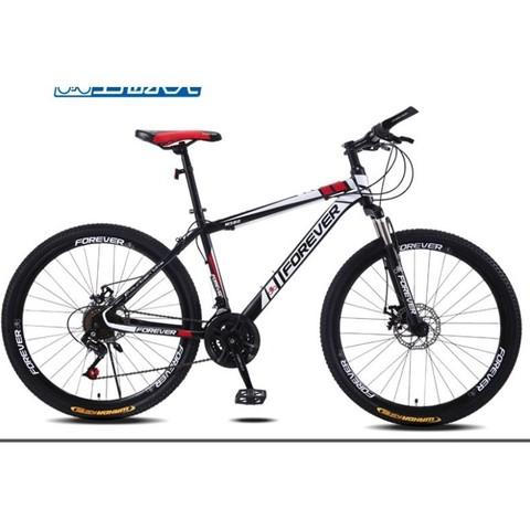 百亿补贴: FOREVER 永久 男女款山地自行车 349元包邮