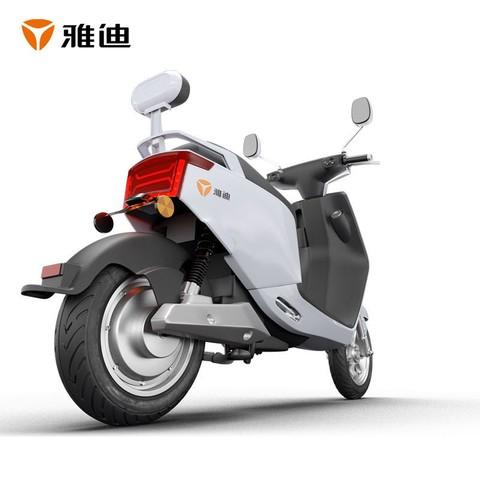 百亿补贴: Yadea 雅迪 E1高能版 YD800DQT-7A 成人轻便电动摩托车 2599元包邮(需用券)