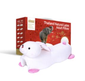 21日0点、考拉海购黑卡会员: TAIPATEX 泰国天然乳胶儿童多功能枕头 199元包邮