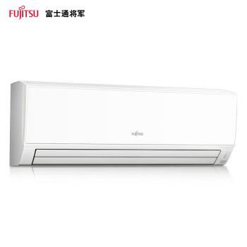 FUJITSU 富士通 ASQG18KLCA 2匹 变频冷暖 壁挂式空调 5649元包邮(需用券)