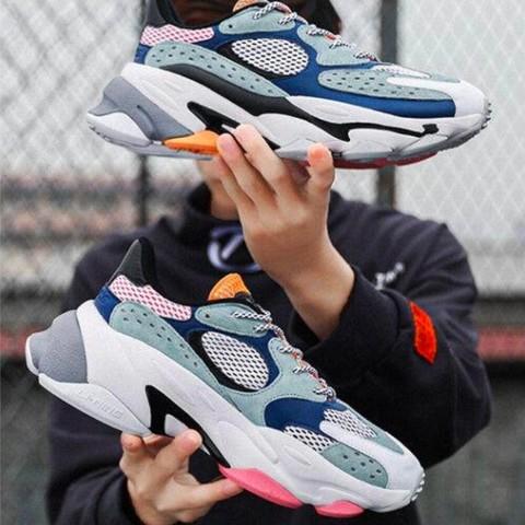 百亿补贴: LI-NING 李宁 ALIEN星际 AGCP181 男子复古运动鞋 249元包邮
