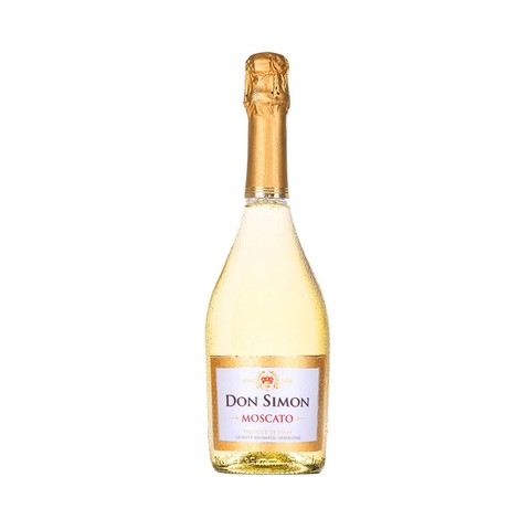 88VIP: ANDIMAR 爱之湾 低醇莫斯卡 葡萄酒 750ml *5件 121元包邮包税(多重优惠)