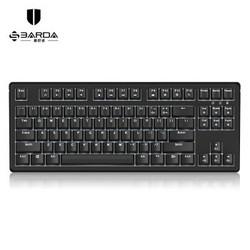 SBARDA 思巴达 KG008 机械键盘 87键 Cherry轴 208.6元包邮(需用券)
