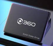 360 SATA3 固态硬盘 120GB 119元包邮