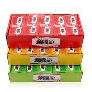 WeiLong 卫龙 亲嘴烧辣条 川香风味 100片 18.7元包邮