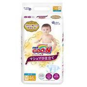 GOO.N大王 珍珠绵柔系列纸尿裤 M46片 59元(需用券)