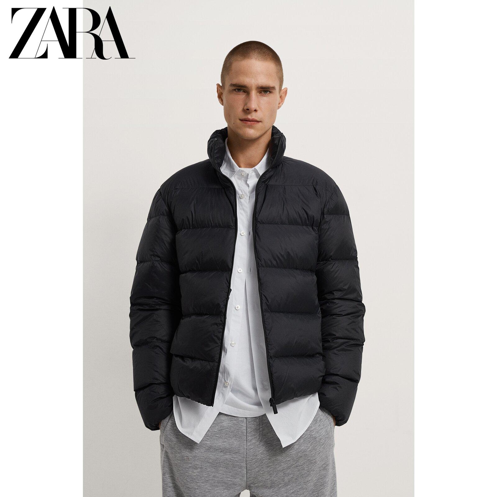 ZARA 男装 轻型羽绒服 01215500800 399元