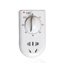 YiMJ易美佳  水泵定时插座  0-60分钟定时  16.8元包邮