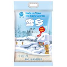 森王晶珍 稻花香粥米  东北大米 2.5kg 14.8元