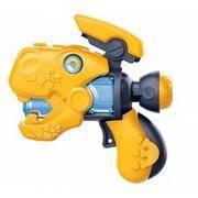 靓趣 黄色恐龙八音枪 *2件 15.8元包邮(需用券,合7.9元/件)