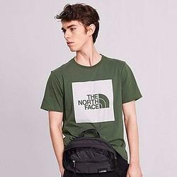 THE NORTH FACE 北面 499A 男士短袖T恤 179元包邮(需用券)