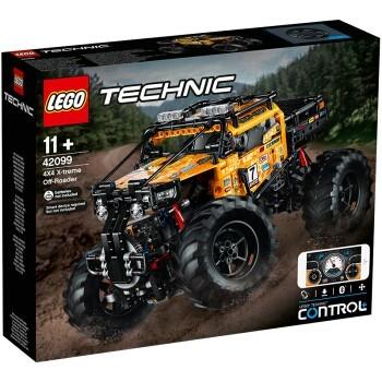 考拉海购黑卡会员: LEGO 乐高 Technic 机械组 42099 遥控越野车 1151.04元包邮包税