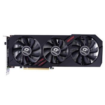百亿补贴: COLORFUL 七彩虹 iGame GeForce GTX 1660 SUPER Ultra 6G 显卡 1319元包邮