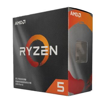 百亿补贴: AMD 锐龙 R5-3500X CPU处理器 + MSI 微星 B450M MORTAR MAX 迫击炮 主板 板U套装 1289元包邮