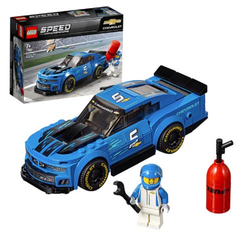 考拉海购黑卡会员: LEGO 乐高 Speed 赛车系列 75891 雪佛兰卡罗ZL1赛车 95.04元包邮包税