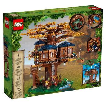 百亿补贴: LEGO 乐高 Ideas系列 21318 森林之树小屋